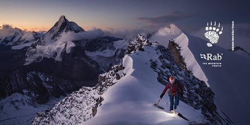 Syracuse Banff Centre Mountain Film Festival World Tour 2020