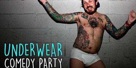 Underwear Comedy Party tickets