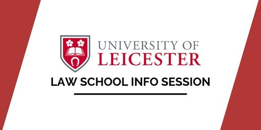SFU Leicester Law School Info Session (Vancouver)