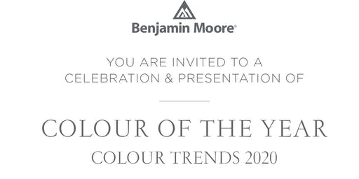 Benjamin Moore's 2020 Color of the Year