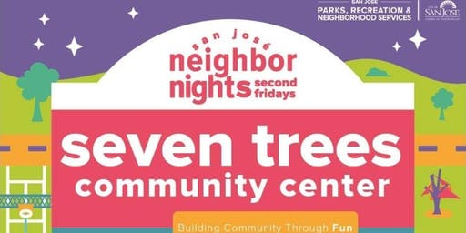 Summer Kick-off Painting Party: San José Neighbor Nights