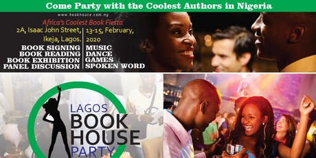 LAGOS BOOKHOUSE PARTY tickets