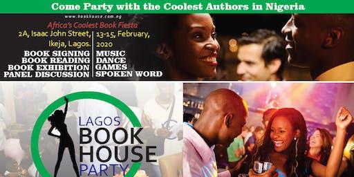 LAGOS BOOKHOUSE PARTY
