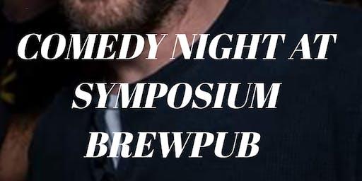 Comedy Night At Symposium Brewpub