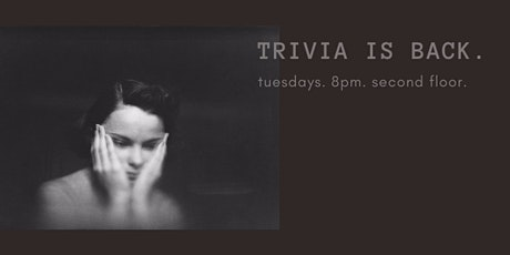 Tuesday Trivia Nights - Free to Play! tickets