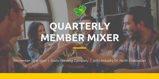 November Member Mixer