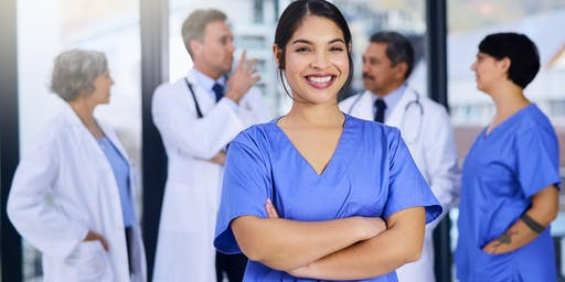 Free Admin Careers in Health Care Info Session: Nov 21 (Evening)