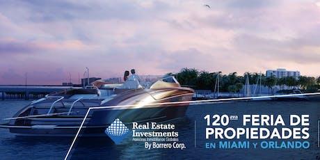 Real Estate Investments by Borrero Corp. visita Quito entradas
