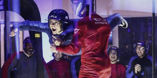 iFLY Corporate Networking Event