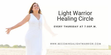 Light Warrior Healing Circle tickets