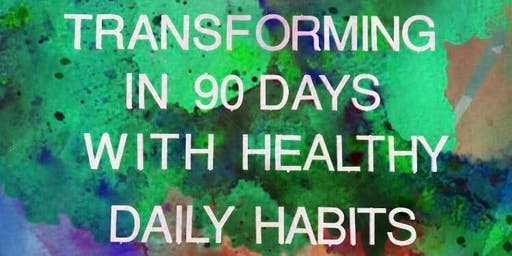 November: 90 Day Transformation Workshop