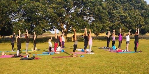 Yoga - Slades Park