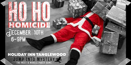 Murder Mystery at the Holiday Inn Tanglewood
