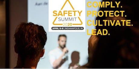 Safety Summit 2020 (AHM) S tickets