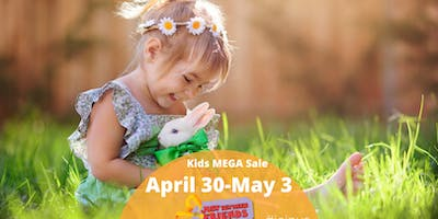 Gainesville Kids & Maternity MEGA Sales Event Spring 2020