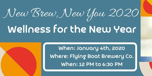 New Brew, New You 2020: Wellness for the New Year
