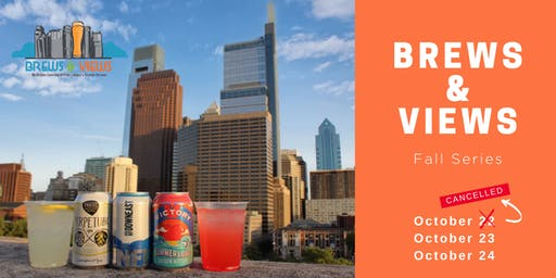 Brews & Views: Fall Rooftop Beer Garden