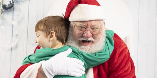 Santa Holiday Sessions
