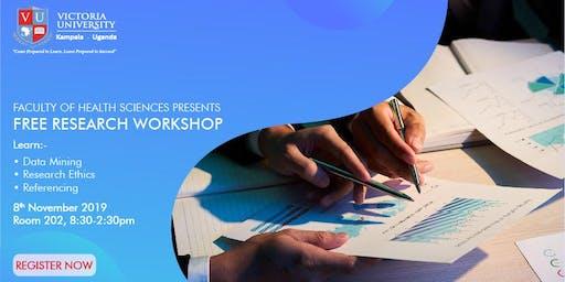 FHS Research Workshop