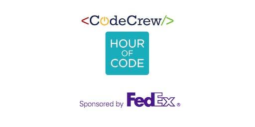 Hour of Code Fall 2019