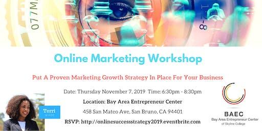 Online Marketing SuccessStrategy