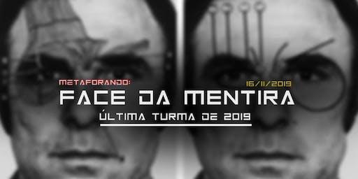 A FACE DA MENTIRA [SP]  Linguagem Corporal da Enganação - Workshop