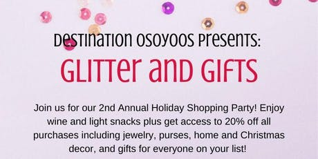 Glitter and Gifts tickets