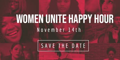 Women Unite Happy Hour