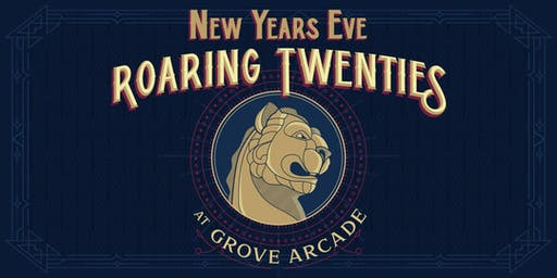 Roaring Twenties at Grove Arcade | New Years Eve Party