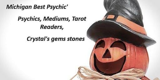 Michigan Psychic Fair - Roseville October 27, 2019 Holiday Inn Express