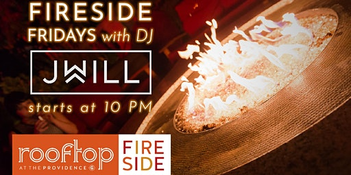 Fireside Fridays at The Rooftop