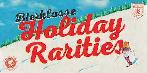 Holiday Rarities - Hilldale