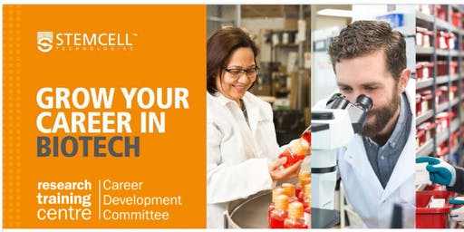 CDC: Grow Your Career in Biotech