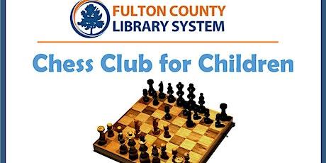Chess Club for Children tickets