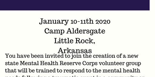Mental Health Reserve Corps Training Event