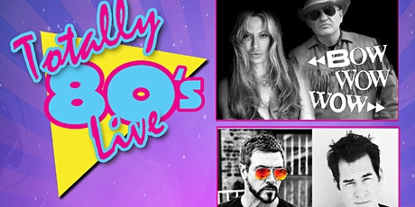 SIRIUSXM PRESENTS Totally '80s Live with The Motels tickets