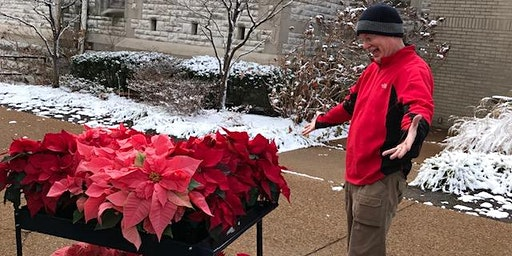 Holiday Poinsettia Charity Delivery - Dec 22nd