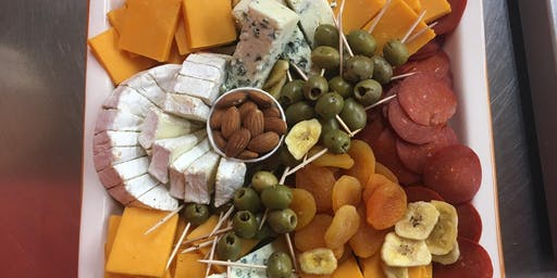 Create Your Own Stunning Cheese Platter