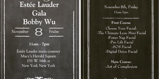 Estee Lauder Gala Event ft. Bobby Wu