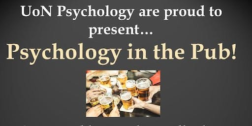 Psychology in the Pub