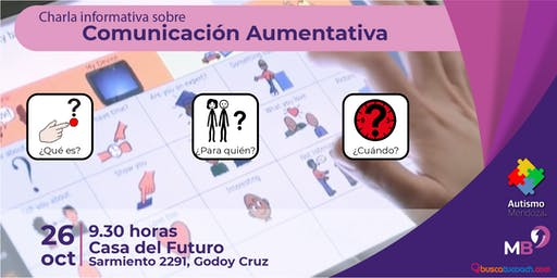 Charla informativa sobre Comunicación Aumentativa