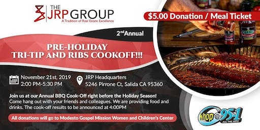 2nd Annual Pre-Holiday Tri-Tip/Rib Cookoff
