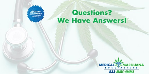 Medical Marijuana Educational Event