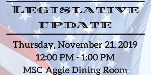 Johnston County Legislative Update