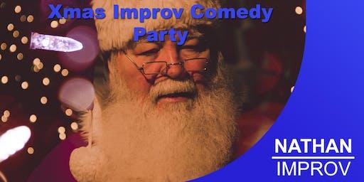Xmas Special Improv Comedy Night