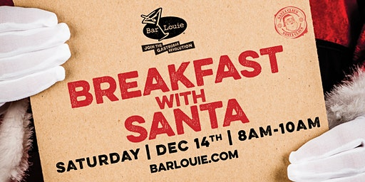 Bar Louie Strongsville Breakfast With Santa
