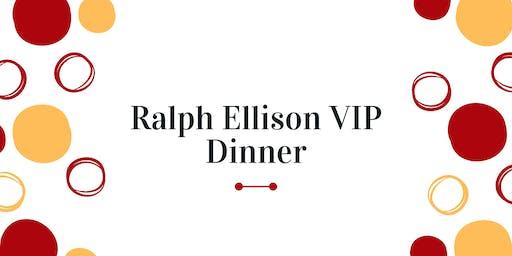 Ralph Ellison's VIP Family Dinner