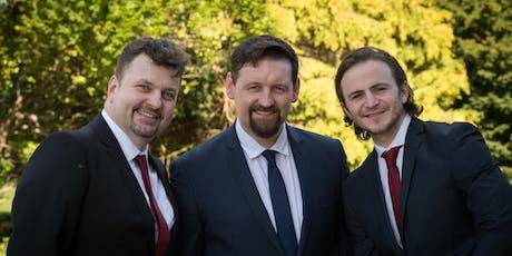 'The Three Tenors Ireland-- Christmas Concert - Dublin' tickets
