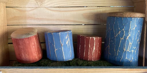 Shrink Pot Making Course November