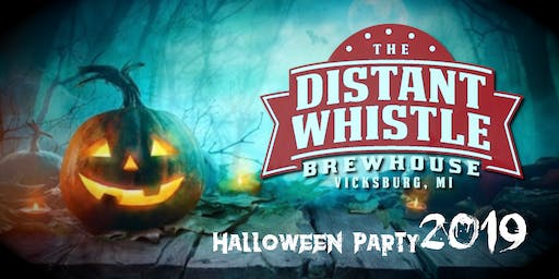 Distant Whistle Halloween Party 2019